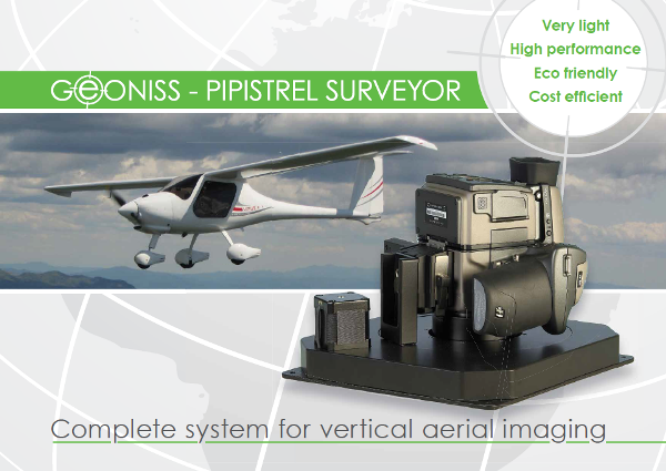 Visit AEROVIZIJA Aerial Survey with GEONISS & PIPISTREL SURVEYOR
